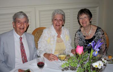 John, Diana & Marcia