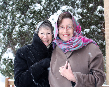 Marcia & Karen