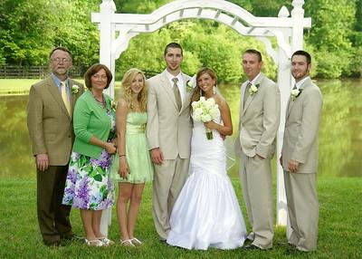 Derek and Whitney's Wedding