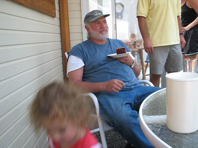 Uncle Denni's birthday