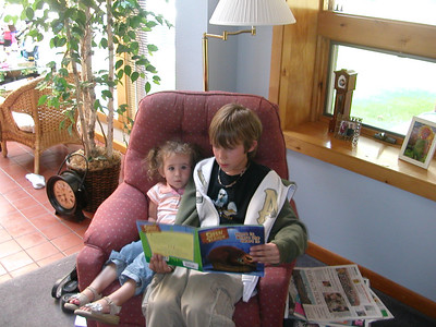 New Cousins Cadence and Damien