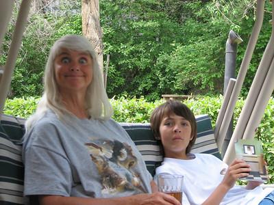 Aunt Jane and Jake