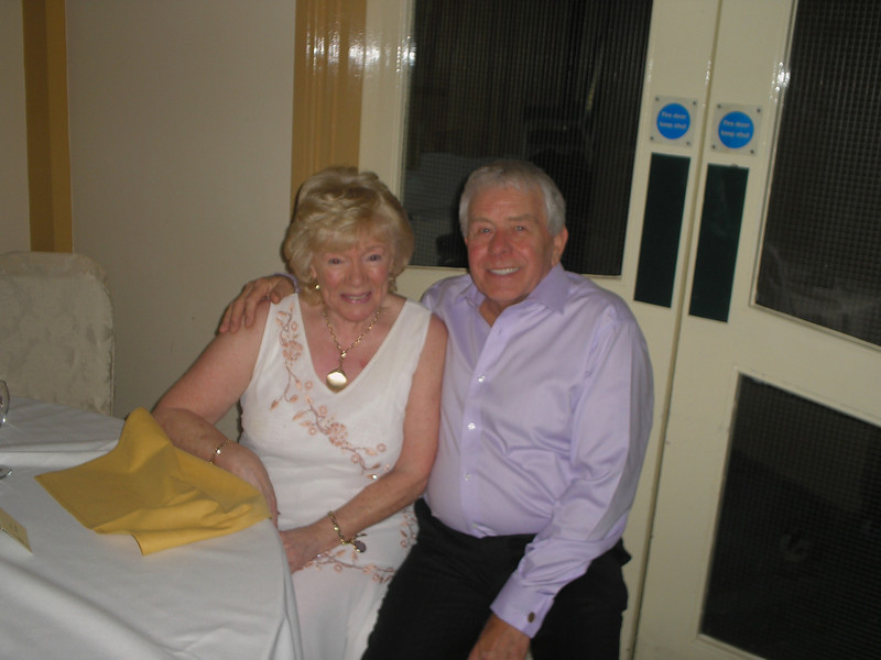 Albert & Irene Meacham
