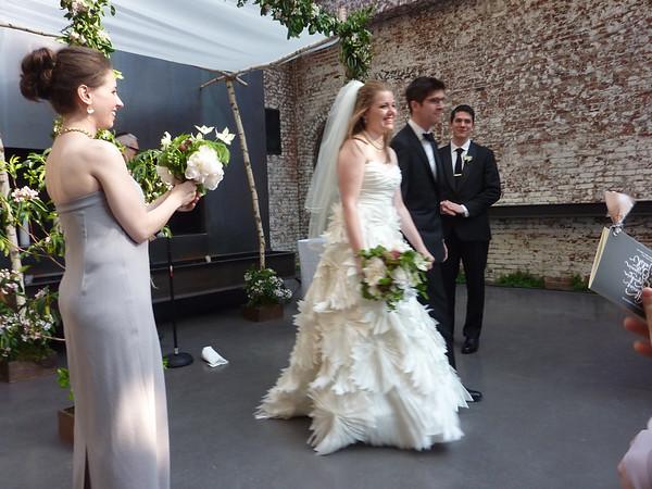 Kate's Wedding - Ceremony
