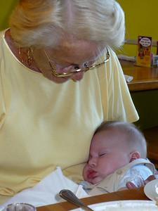 Great Grandma and Joey