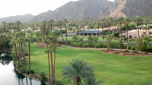 Weekend in Indian Wells, CA