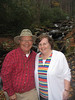 Granddad and Nana at Anna Ruby Falls.