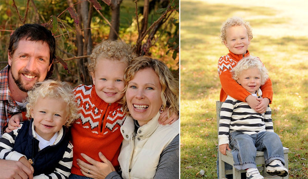 weidman family | october 2011