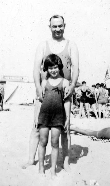 Solon M. Weinthal & Ruth ca 1931