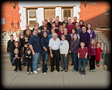 006 Weirich Family Celebration Nov 2011 (10x8) framed 3
