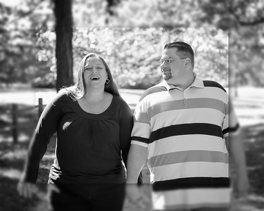 04 Tiffany & Dave Engagement Sept 2010 (10x8) b&w