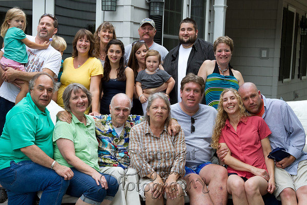 Welch Family Gathering - 7-2012