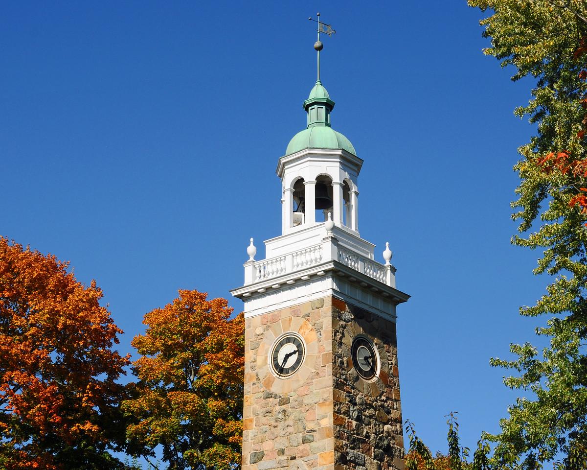 Wellesley Clock Tower