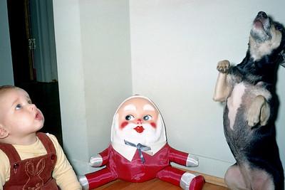 1957 Kim, Humpty, & Topsie