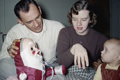 1957 Kim, Dad, & Mom