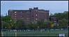 The Thayer Hotel, seen across Buffalo Soldier Field