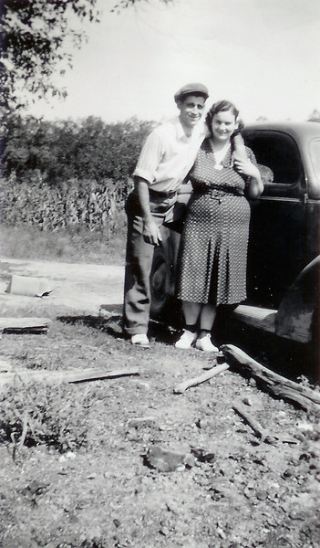 Jim Greier and Marian Wetzel Greier