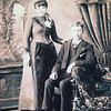 John and Catherine Wetzel,  née Dudenhöfer; parents of William F. Wetzel