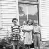 Myrna, Carolyn, Marilyn, David