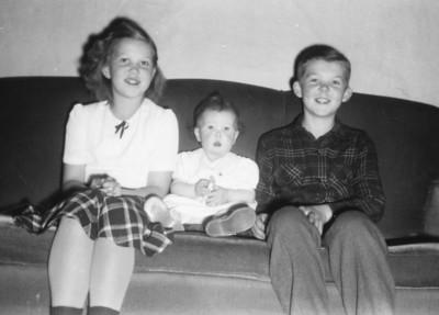 Marilyn, Carolyn, David