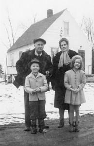 Grandpa & Grandma Strandemo