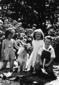Myrna, Marilyn, Dave
