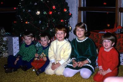 Mark, Steve, Brian, Kim, Brad