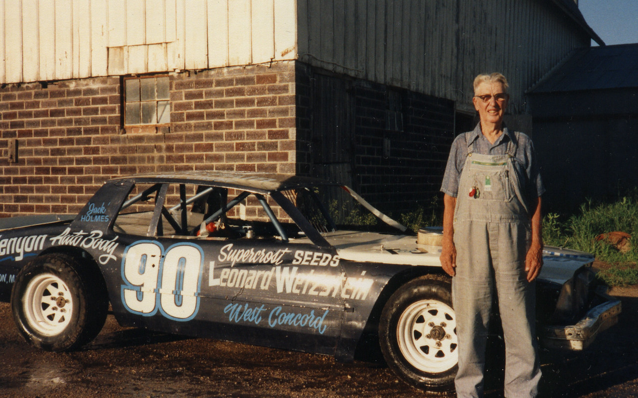 Racing fever started in 1990