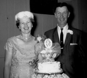 25th Anniversary - 1962