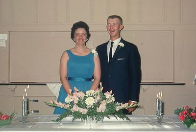Nancy & Dave -1962