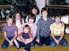 Mark, Deborah, Brad, Brian, Mark- Kim in back, Brett in front
