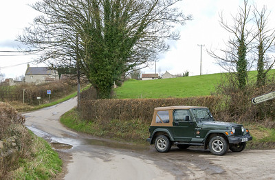 Jeep Wrangler, March 2003