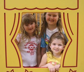 Kids at Forest Hills Playground
