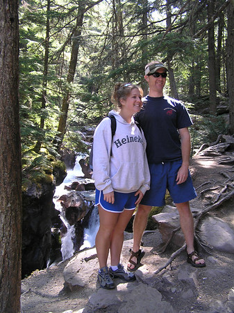 Claire and Kyle in GNP.