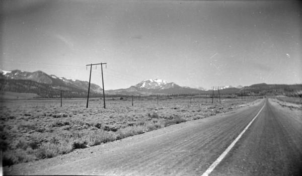 Owens Valley 1945