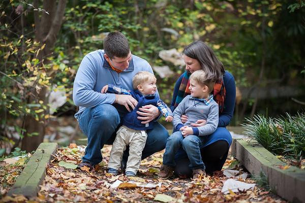 Whittington Family Fall 2017