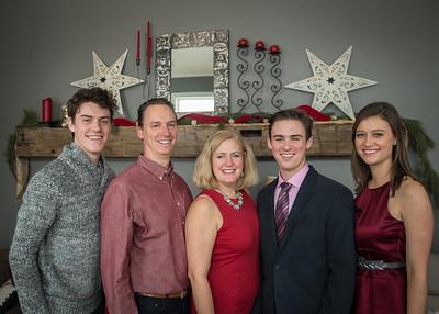 Wiechelman Family Christmas 2016