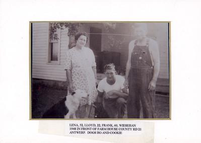 Wiesehan old photos