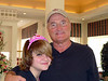 Haley with her Grandpa.