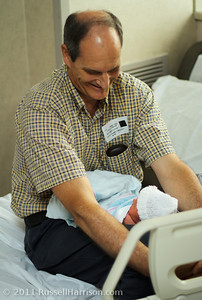 Ellie meets her grandfather for the first time.