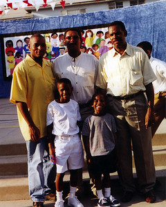 The Howard Men ca. 1998