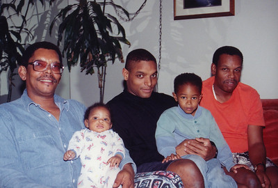 The Howard Men ca. 1994