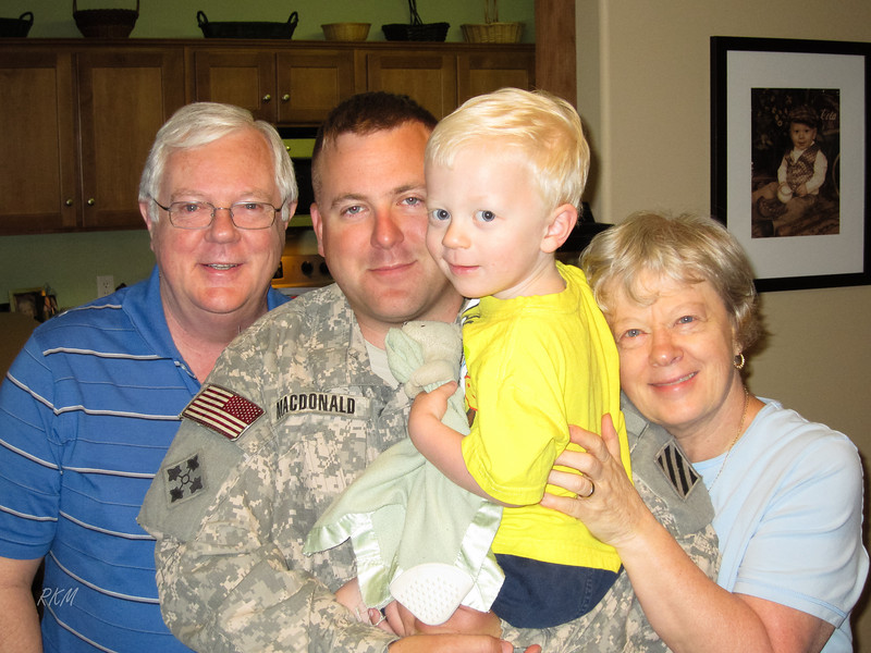 2011 Russ, Logan, Will, Carol