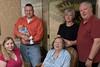 2008-05-22 Carla, Will, Logan, Elizabeth, Carol, Russell