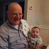 A rare Grandpa photo