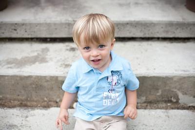 William turns 2