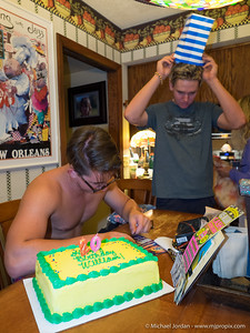 William's Birthday 2016
