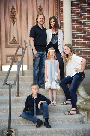 Williams Family 2015