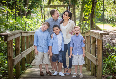Williams Family 2017