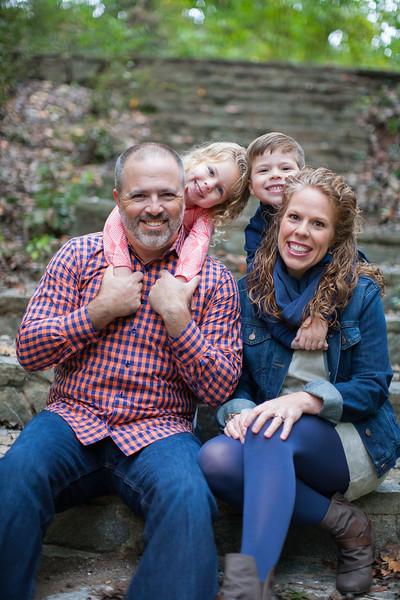 Williams Family Fall 2017